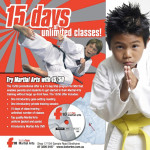 Martial Arts Free Try out
