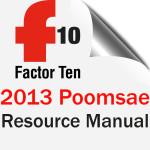2013 Poomsae Resource Manual
